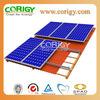 Het Dak van het Zonnepaneel van het Systeem van het Zonnepaneel van de Uitrustingen van de zonneMacht zet Uitrusting op