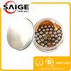 Bola de acero brillante de carbón de la superficie AISI3.969mm G1000 para la pieza de la bicicleta