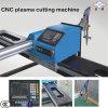 Fornecedor da máquina de estaca da flama do plasma do CNC da operação da mão esquerda