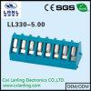 Ll330-5.0 schroeven PCB EindBlok, het EindBlok van PCB