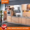 Chapa de madera natural de teca kitchen cabinet Venta