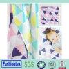 極度の柔らかさは覆いのダイヤモンドパターン毛布のカスタム綿のMusinの覆いを包む