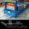 建物のための電流を通されたシートの橋床機械