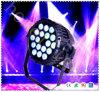 屋外の防水18*10W RGBW 4in1 IP65のズームレンズの段階ライト高い発電LEDの同価ライト