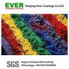 Pulverização eletrostático Ral Termoendurecível de pintura por pó de cor
