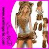 Fox adulto Animal Costume de Woman para o carnaval