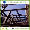 Vertiente del edificio del almacén de la fábrica de la estructura de acero del palmo grande
