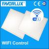 620*620 38W 120lm/W WiFi 통제 LED 위원회