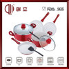 9PCS Ceramic Cookware