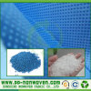 Saco não tecido do Polypropylene que faz o material