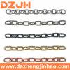 RUÍDO 764 correntes de ligação de aço redondas para os transportes Chain