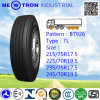 Preiswertes Bt926 215/75r17.5 Radial Truck Tyre für Drive Wheels