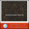 Granito Polished del azulejo de la encimera de la losa de Tan Brown del granito