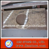 Dessus de vanité de Santa Cecila de salle de bains de granit avec l'évier simple (DES-C012)