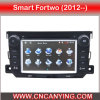 Специальное DVD Car Player для Smart Fortwo (2012--) (CY-8387)