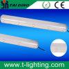 Luz do diodo emissor de luz da Tri-Prova dos dispositivos elétricos de iluminação do diodo emissor de luz, baixo louro de Lienar. PC +PC com IP65. Sarrafo impermeável Ml-Tl3-LED