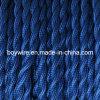 Escuro - Twisted azul Cloth Covered Wire