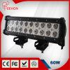 10 pouces 60W imperméabilisent la barre d'éclairage LED