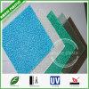 Techo decorativo durable con láminas de plástico de policarbonato PC en relieve