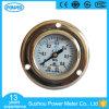1.5  40mm 절반 스테인리스 Kpa 플랜지를 가진 액체에 의하여 채워지는 압력 계기