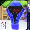 Nieuwe LEIDEN van het Silicone van de Sport van de Slang van de Manier van de Stijl Slimme Digitale Horloge (gelijkstroom-070)