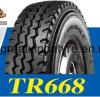 Marca triangular de pneus de camiões Radial Tr668 1200R20