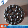 Haut Les billes en acier chromé poli solide pour les fonderies/roulements