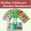 Toys educativo Reading Pen per Babies, Electronic Talking Book per Kids