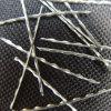 Appuyez sur la touche droite de fibres en acier inoxydable pour les matériaux réfractaires