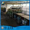 علبيّة صاحب مصنع يعيد إمداد تموين [كرفت] يغضّن ورقيّة يجعل آلة