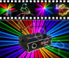 Latest 1W RGB Full Color Animation Laser Light Show/Christmas Light