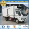 6 тонн еды освежают тележку грузовика тележки перехода Refrigerated Isuzu
