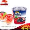 Ambientador de aire sólido del coche del perfume AC-2005 (ambientador de aire sólido del coche de la fragancia)
