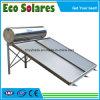Chauffe-eau solaire compact de plaque plate de basse pression (100--500L)