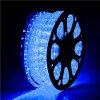IP65 LED 밧줄 밝은 파란색 빛 110V 밧줄 빛 실내와 옥외 사용 11mm