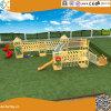 Im Freienabenteuer-hölzerner Spielplatz für Kinder Hx1101q
