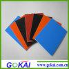 Taille personnalisée feuille rigide en PVC de couleur feuille dur