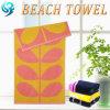 多彩なパターンによって印刷されるビーチタオル