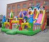 Aufblasbarer Prahler-springender Schloss-im Freienspielplatz
