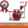 Alta qualidade válvula de alarme de dilúvio para o sistema de alarme de incêndio