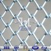 Malla de alambre galvanizado Cercado de la cadena de malla (diámetro del hilo: 1.2mm-5.0mm)