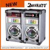 Grosser aktiver PA-Lautsprecher Leistung-Laufkatze DJ-Ststem (USB-800)
