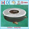 Preis Bas des ASTM Edelstahl 304 Inox Ring-Streifen-Riemen-des Rollen2b