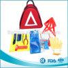 Kit de herramienta auto de los primeros auxilios de la emergencia del coche de la alta calidad al por mayor del OEM con Ce, el FDA, BSCI e ISO13485