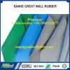 Umweltfreundliche Natural/TPE rutschfeste Rund-Stift Isolierungs-elektrisches Gummimattenstoff-Blatt