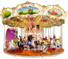 King Deluxe carrousel (CA-26L, Merry-Go-tour)