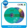 изготовление дисков Printable DVD пробела пакета Shrink 50PCS