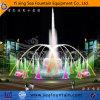 Forma redonda Suelo seco al aire libre Multimedia Music Fountain