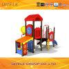 114mm galvanisiertes Pfosten-bunte Kind-im Freienspielplatz-Gerät
