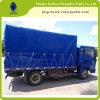 Stof de met hoge weerstand van het Geteerde zeildoek van pvc voor de Dekking Tb060 van de Vrachtwagen
